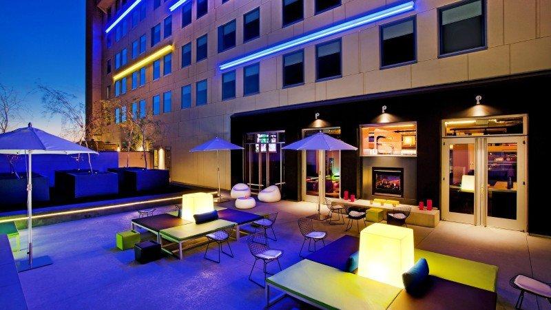 Starwood vende un hotel al fondo Lightstone por 13 M €