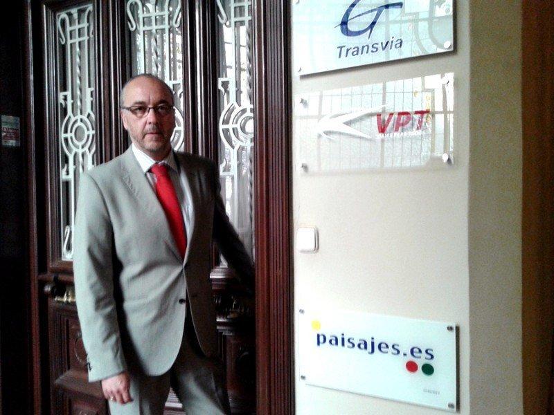 Carlos Vidal, director comercial de Viajes Para Todos (VPT).