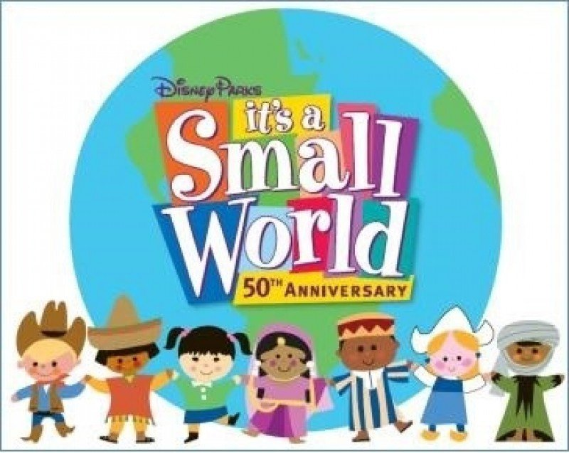 Disney Parks y UNICEF celebran el 50 aniversario de  'it's a small world'