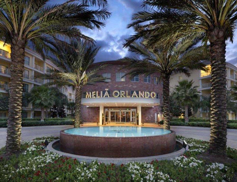 El Meliá Orlando es, junto con el Meliá Atlanta y el Tryp de Nueva York, los tres hoteles con que cuenta la cadena en Estados Unidos.