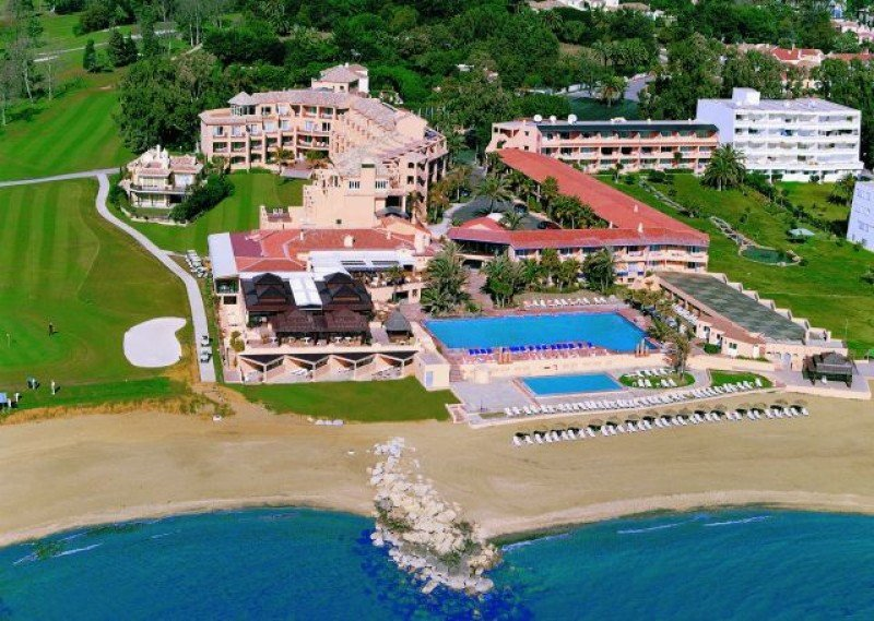 Hispania compra el Hotel Guadalmina por 21 M €