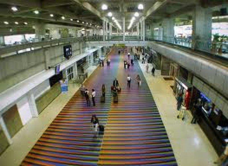 Aeropuerto de Caracas, (Venezuela).
