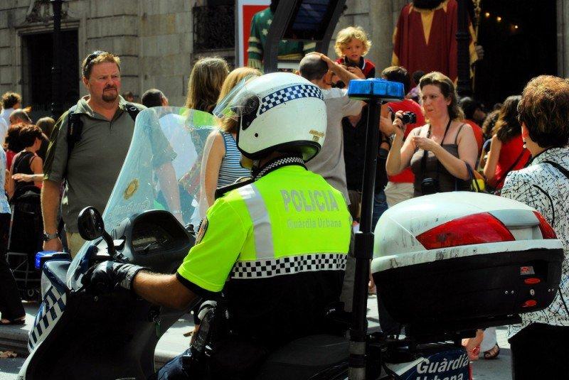 Policías españoles también trabajarán en Portugal en estas fechas. #shu#