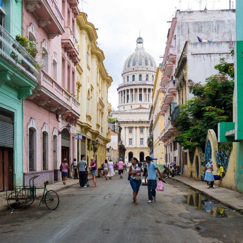 Los viajes a Cuba desde Estados Unidos siguen restringidos. #shu#.