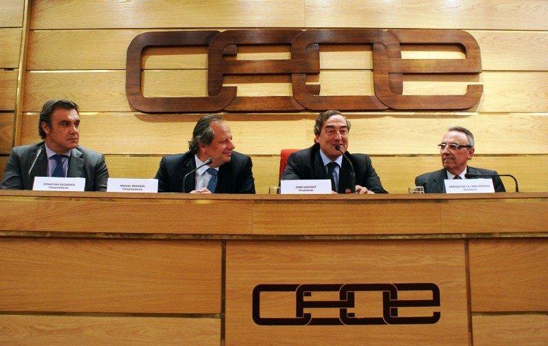 Comisión de Turismo de la patronal española CEOE. #shu#