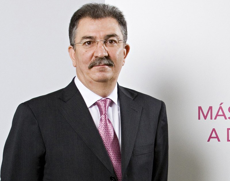 José María Lucas, en su época de director de Nautalia.