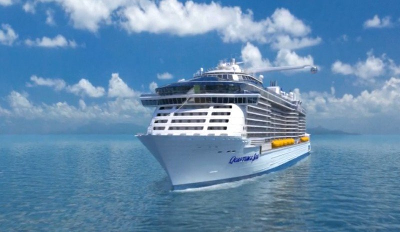 Royal Caribbean posicionará en China el Quantum of the Seas