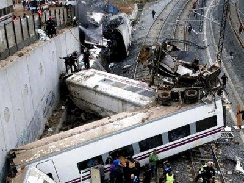 El accidente de tren de Santiago no se habría producido de seguir el proyecto original