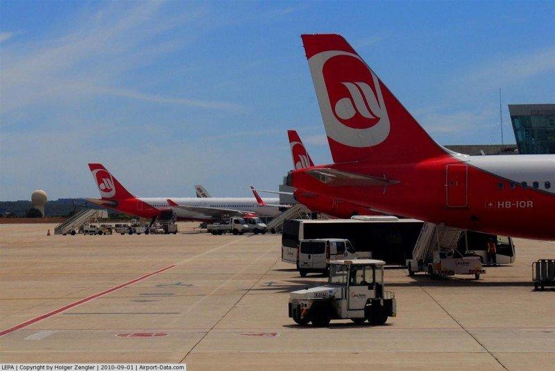 Airberlin anuncia un plan de recapitalización de 450 M € este año