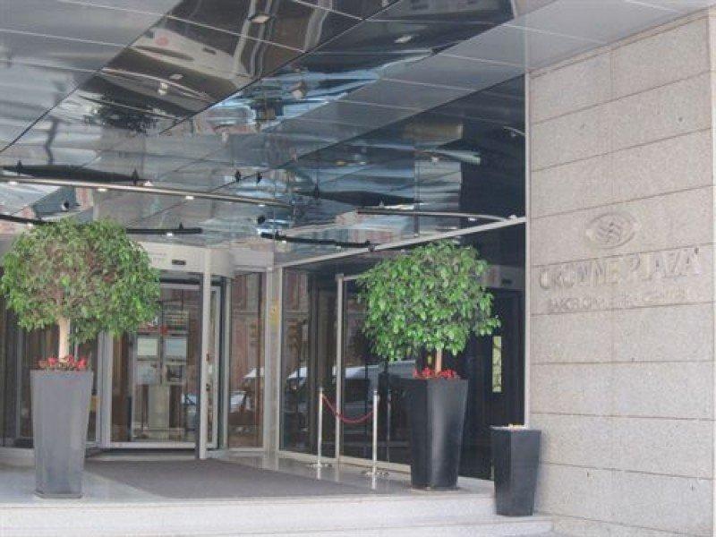 El primer Crowne Plaza de Barcelona ha contado con una inversión de 14 M €