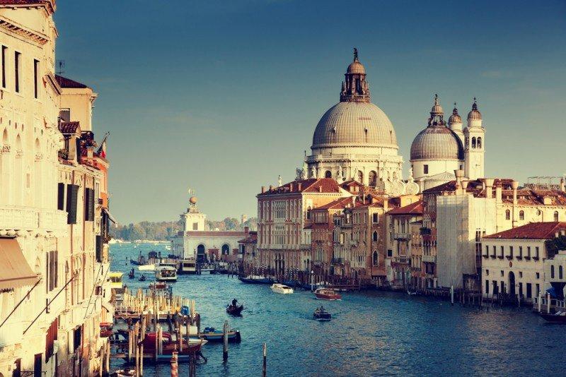 Venecia es la ciudad europea con tarifas hoteleras más elevadas. #shu#.