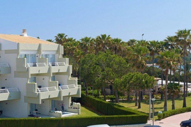 El Hipotels Mediterráneo Club.