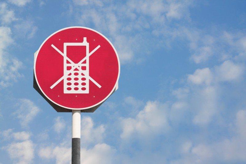 En algunos de los hoteles Detox el cliente debe entregar a su llegada todos sus aparatos electrónicos. #shu#