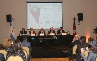 En el encuentro en Salta se ajusta la estrategia dirigida al segmento de reuniones.