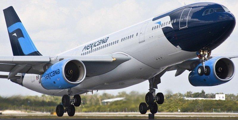 Mexicana de Aviación es declarada en quiebra por la Justicia