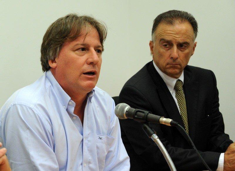 Fernando Lorenzo y Fernando Calloia.