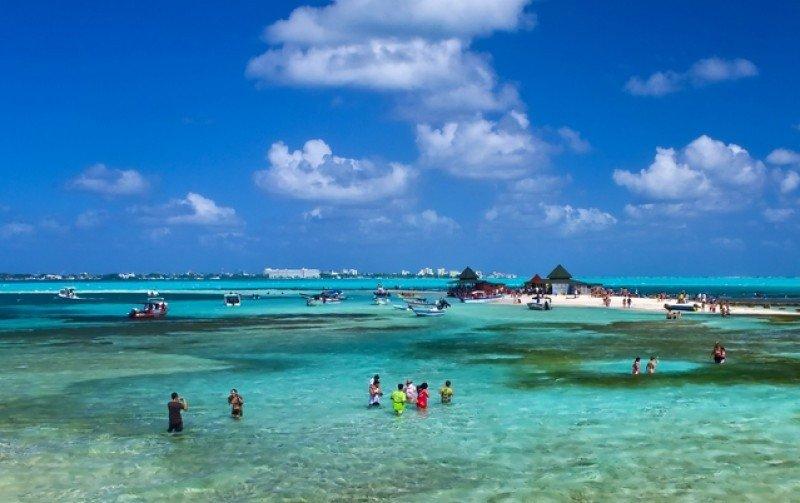 Isla de San Andrés. en el Caribe colombiano. #shu#