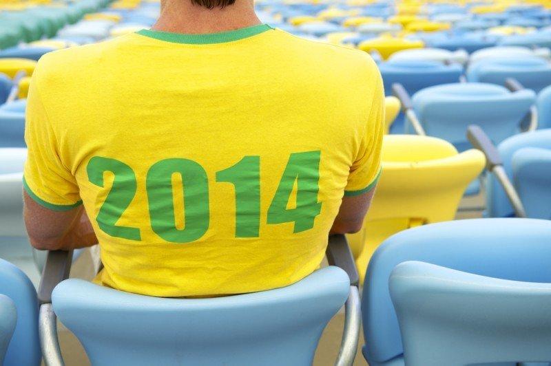 Casi un millón de entradas para los partidos de la Copa fueron vendidas en el extranjero. #shu#