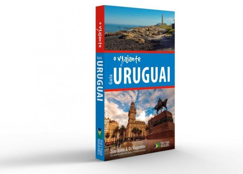 Uruguay, nuevo título de la colección de guías O Viajante.