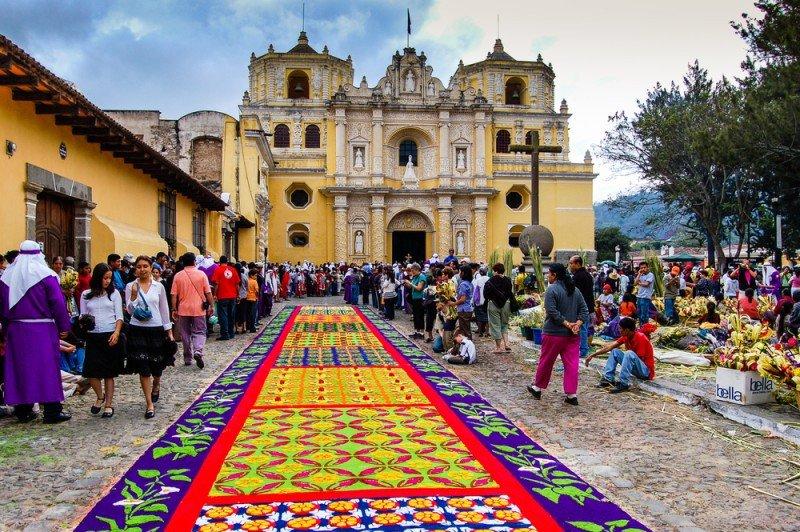 Antigua Guatemala. #shu#