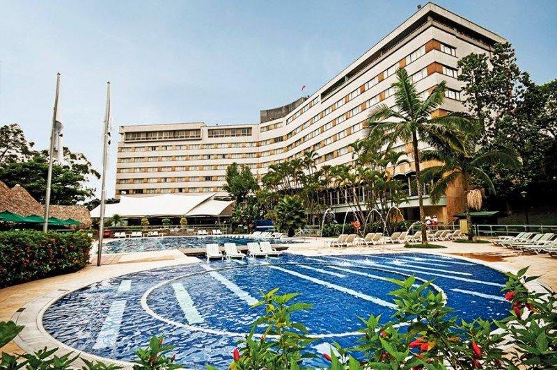 La cadena hotelera tiene siete establecimientos en Colombia.