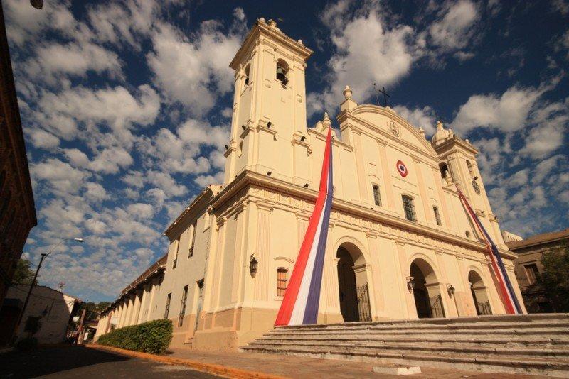 Asunción, Paraguay. #shu#