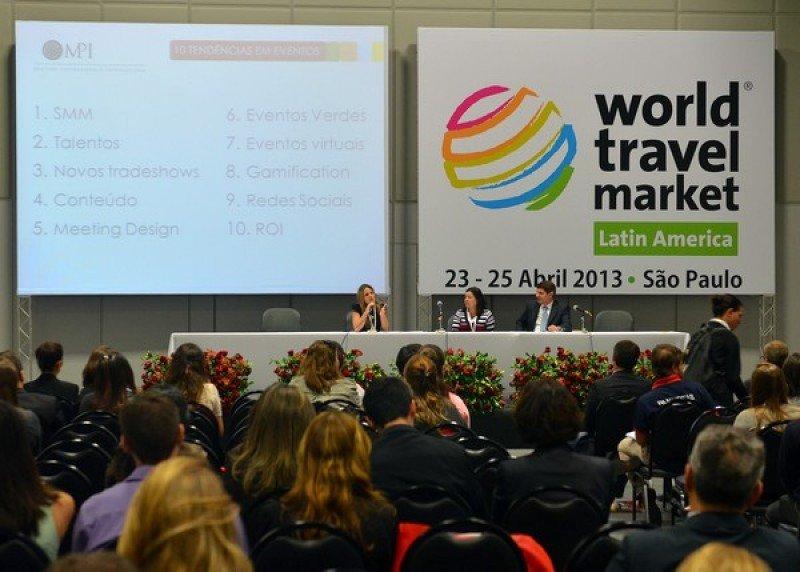 Sao Paulo se prepara para volver a recibir la WTM Latin America.