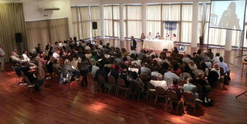 La sala de conferencias del Gran Hotel Paysandú recibirá a la Cámara Uruguaya de Turismo este sábado.