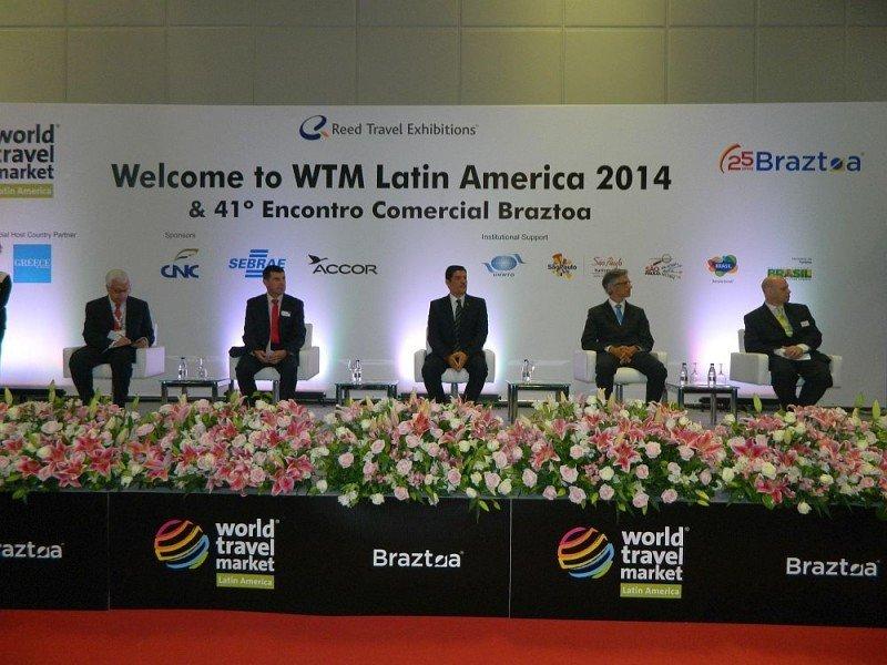 Está en marcha la segunda edición de WTM Latin America.