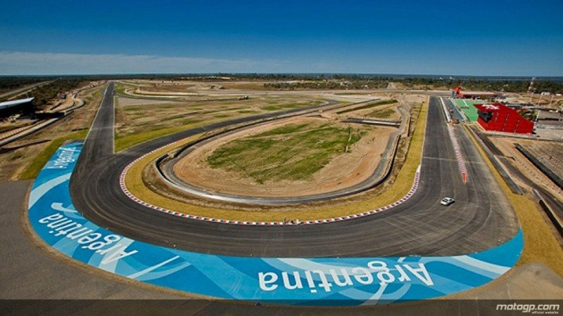 Circuito de Río Hondo en Argentina.