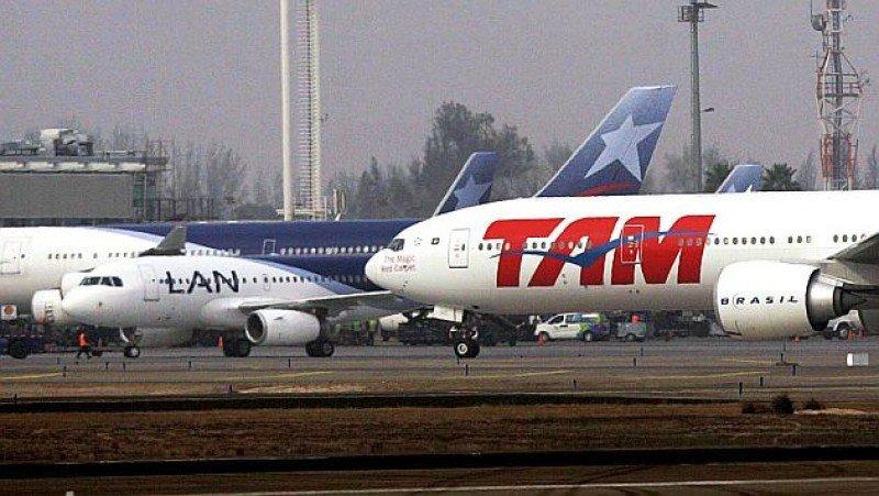 El grupo LATAM aumenta su oferta de asientos en el mercado uruguayo.