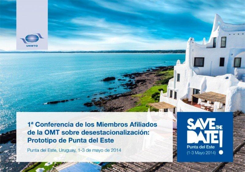 Presentan conferencia de OMT sobre desestacionalización en Punta del Este