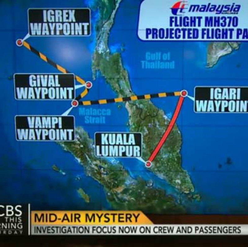 Vuelo MH370: el informe oficial revela que la búsqueda fue activada con 4 horas de retraso