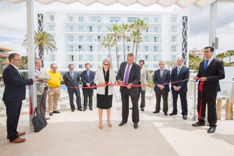 Fotonoticia: Reinauguran el hotel Riu San Francisco en Playa de Palma