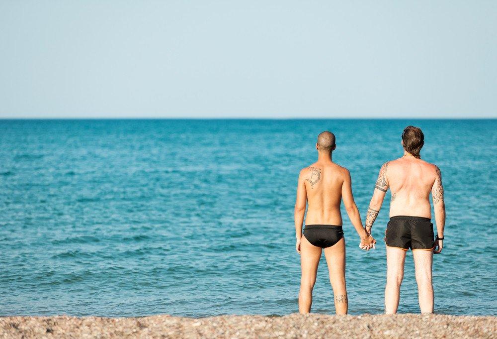 Maspalomas y Corralejo son los principales destinos del turismo gay en Canarias. #shu#