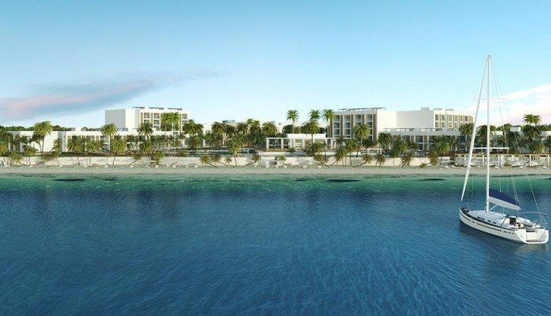Infografía del futuro Finest Playa Mujeres, el primer hotel de la marca.