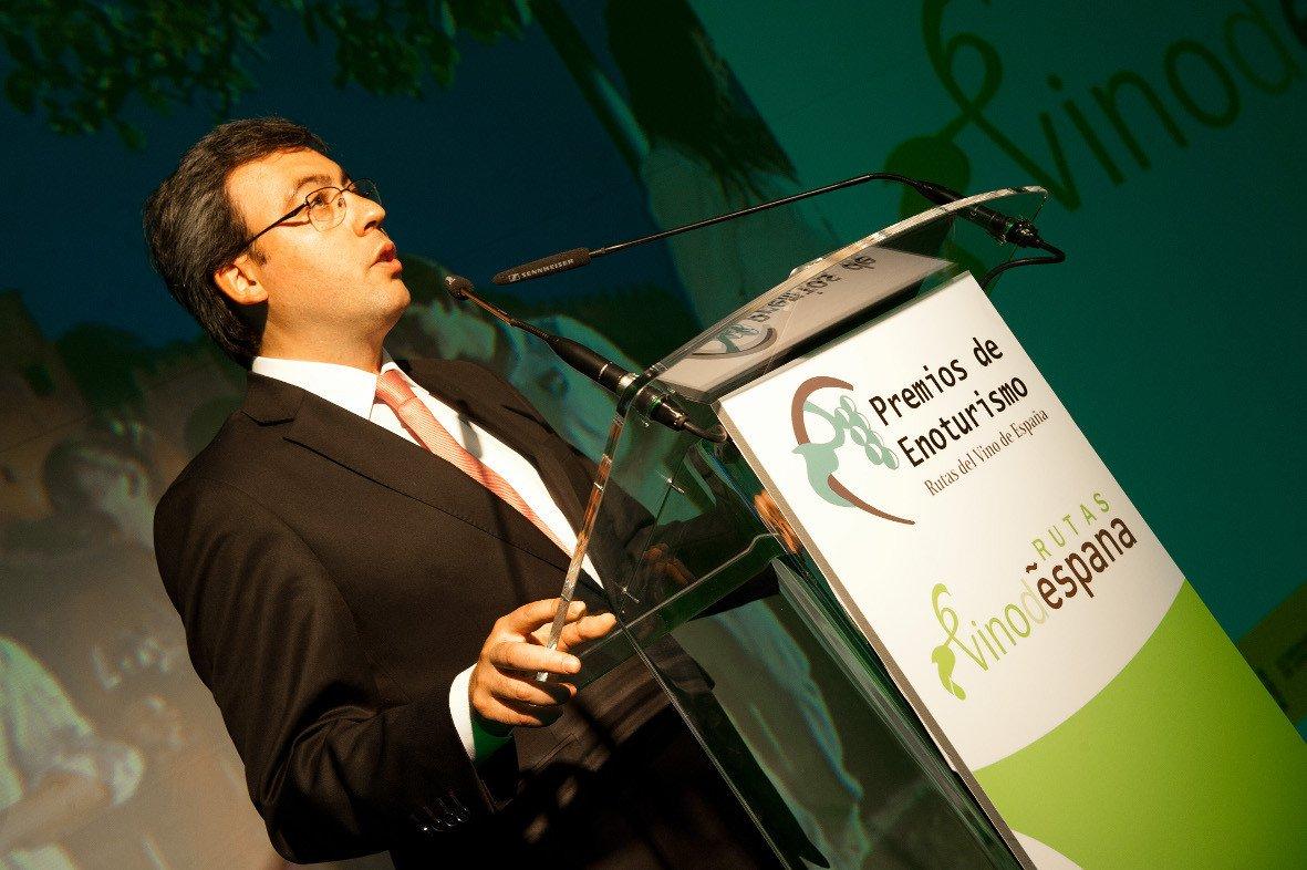Diego Ortega, presidente de ACEVIN.