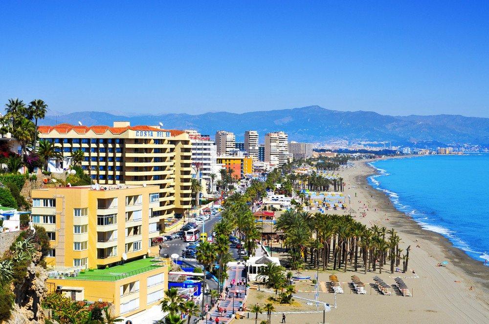 La tasa de estacionalidad en Andalucía se sitúa en el 54%. #shu#