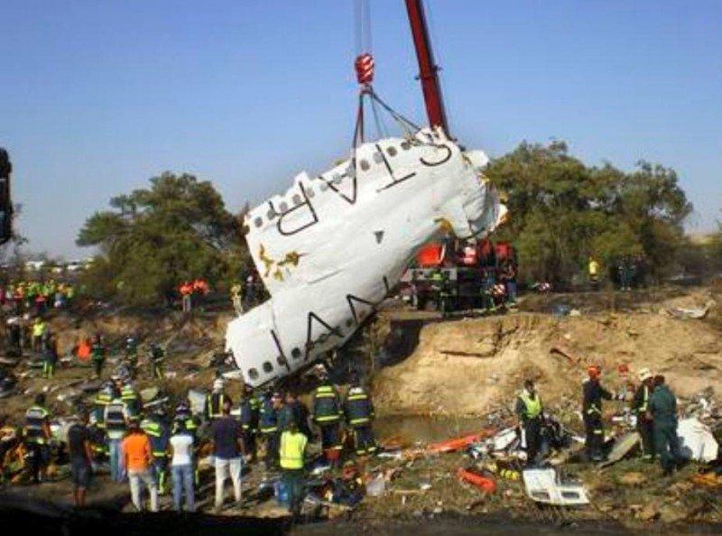 Accidente de Spanair: Mapfre alcanza acuerdos de indemnización con 70 de las víctimas