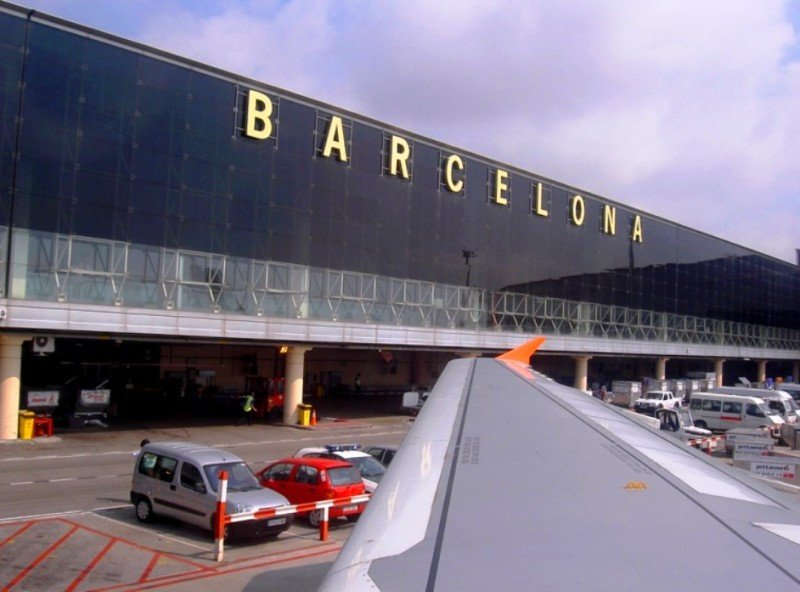 El tráfico se dispara en varios aeropuertos españoles