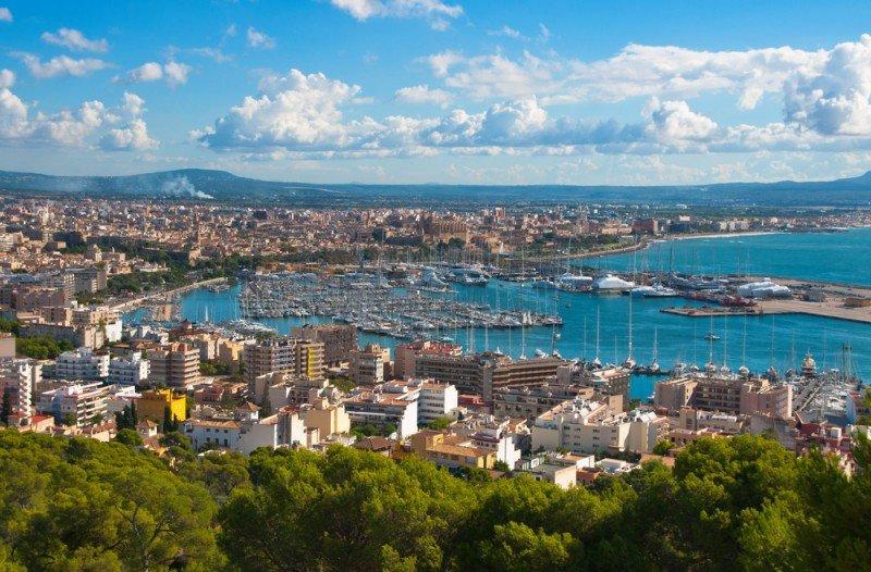Palma de Mallorca. #~shu#