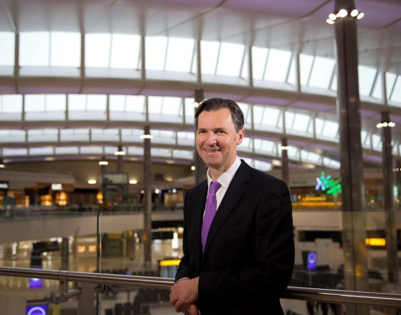 Heathrow anuncia un nuevo CEO, John Holland-Kaye