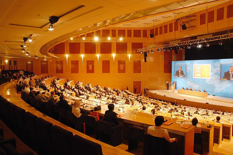 Madrid acogió 186 eventos validados por el ICCA, en 2013.