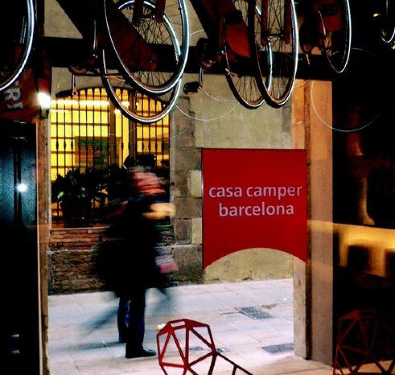 El Casa Camper Hotel Barcelona, el mejor de España por su servicio, también ha sido distinguido a nivel europeo.