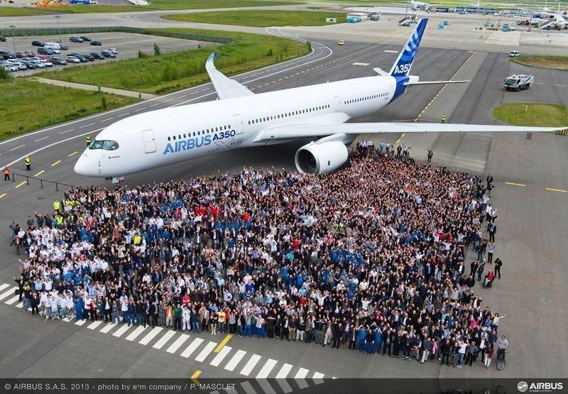 Airbus casi duplica sus ganancias en el primer trimestre