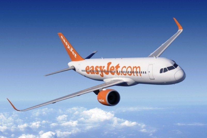 EasyJet reduce sus pérdidas un 13,1% en seis meses