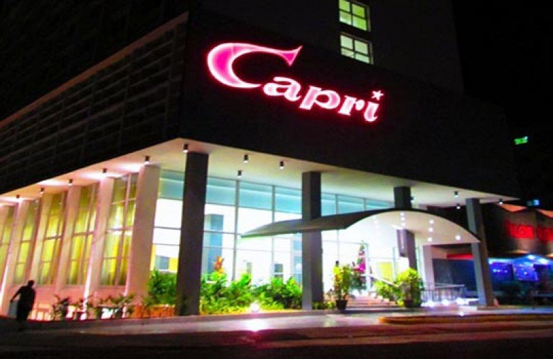 NH recupera el Hotel Capri junto al grupo Gran Caribe