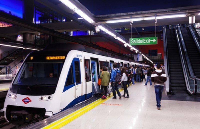 El Metro de Madrid ofrecerá wifi gratis. #shu#