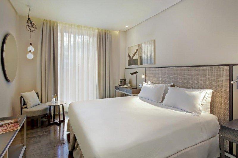 El nuevo hotel cuenta con 91 habitaciones.