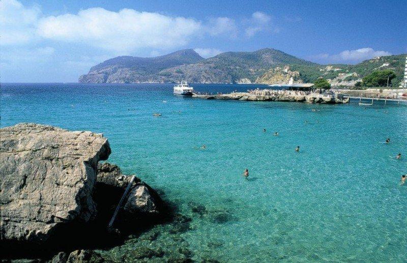 Mallorca ocupa el primer puesto entre los destinos.